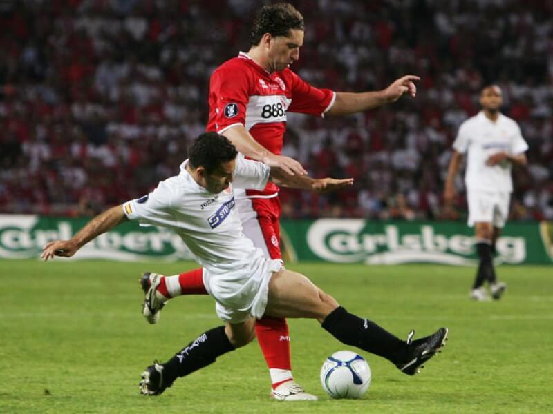 Финал Кубка УЕФА 2006 года