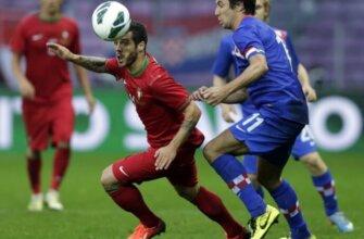 Футбольные противостояния: Италия - Португалия