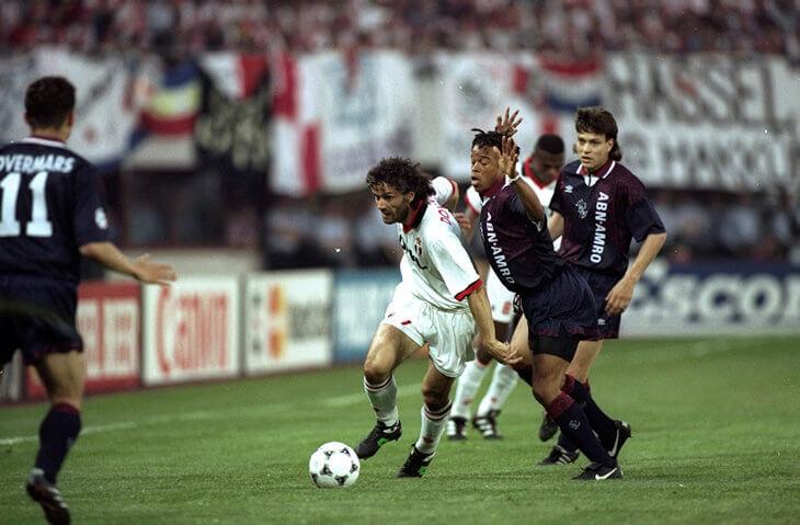 Финал Лиги чемпионов 1995 года