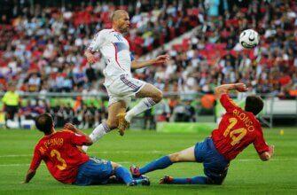 Франция - Испания на ЧМ-2006