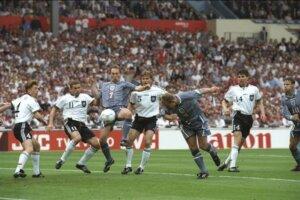 Германия - Англия: полуфинал Евро-1996