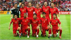 Сборная Португалии на чемпионате Европы 2008 года