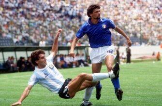 Футбольные противостояния: Аргентина - Италия
