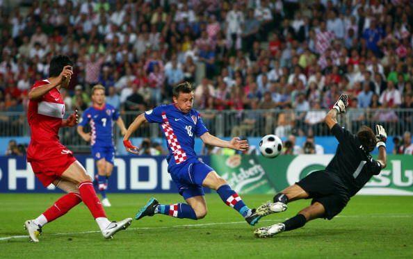 Хорватия - Турция на Евро-2008
