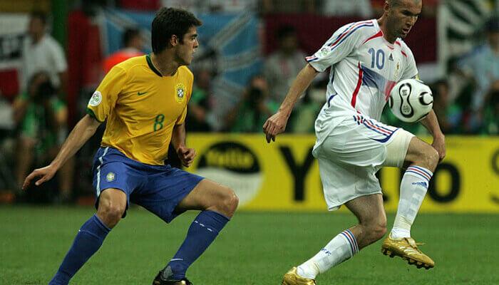 Франция - Бразилия: четвертьфинал ЧМ-2006
