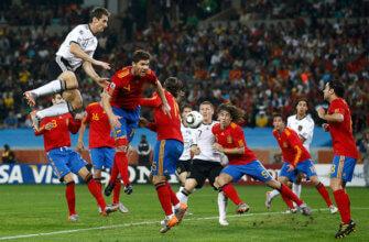 Испания - Германия: полуфинал ЧМ-2010