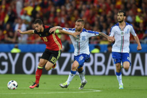 Италия - Бельгия на Евро-2016