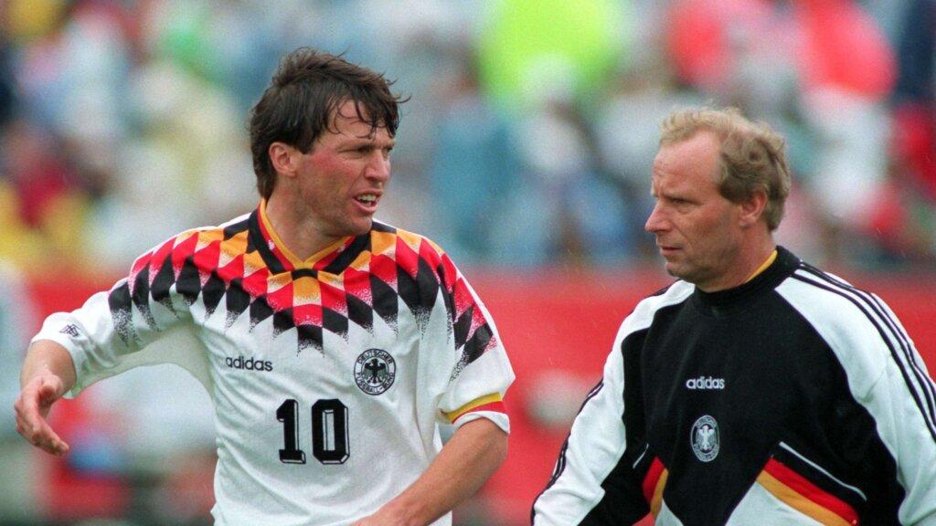 Глухой немецкий футболист биография