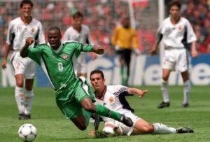 Нигерия - Испания на ЧМ-1998