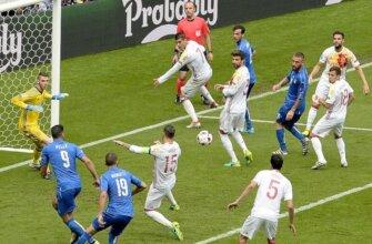 Италия - Испания на Евро-2016