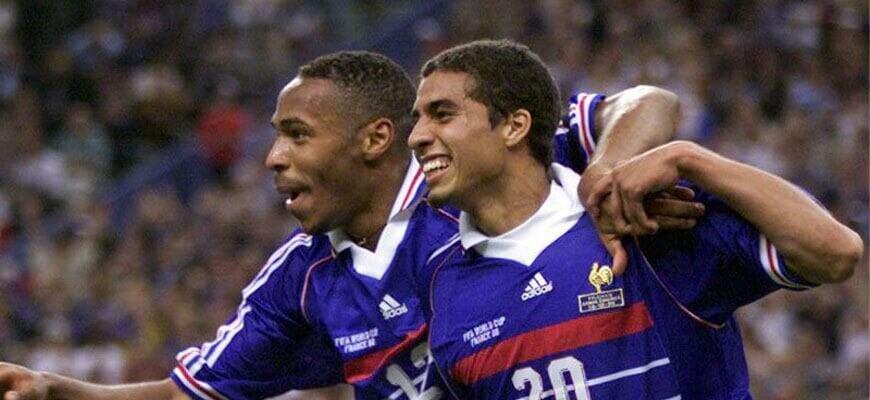 Лучшие нападающие сборной Франции