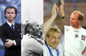 Лучшие тренеры сборной Германии