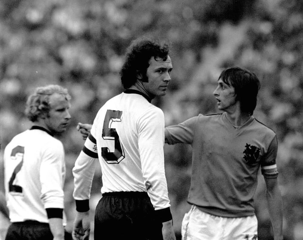 Лучшие защитники сборной Германии