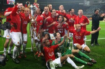 """Путь чемпионов: """"Манчестер Юнайтед""""-2008"""