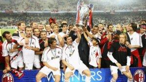 """Путь чемпионов: """"Милан""""-2007"""