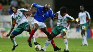 Сенегал - Франция на ЧМ-2002