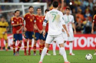 10 лучших исполнителей штрафных в истории футбола