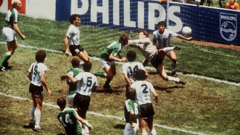 ЧМ-1986: ФРГ - Аргентина