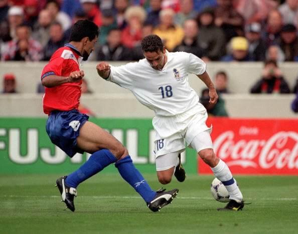 ЧМ-1998: Италия - Чили