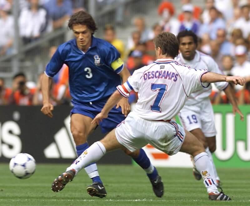 ЧМ-1998: Италия - Франция