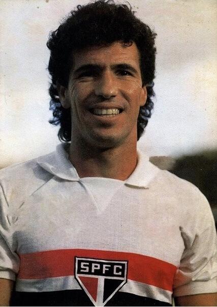"Футболист ""Сан-Паулу"" Карека"