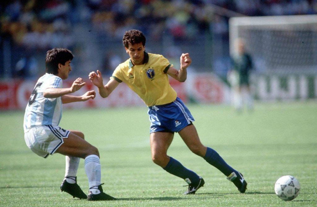 Футболист сборной Бразилии Карека