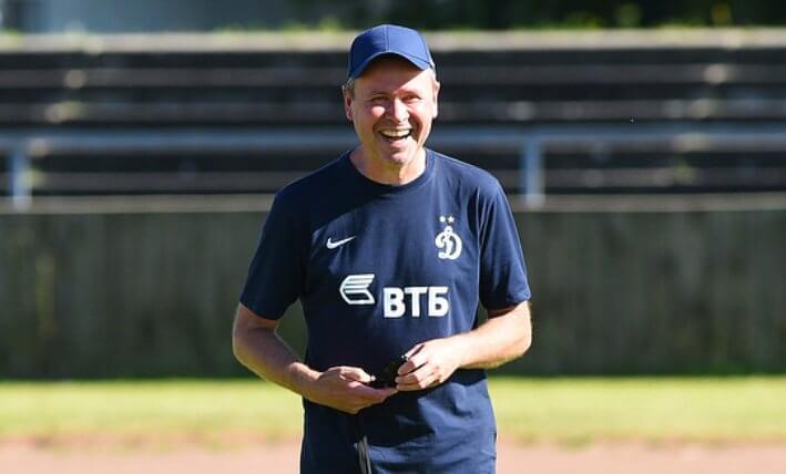 Геннадий Литовченко - тренер