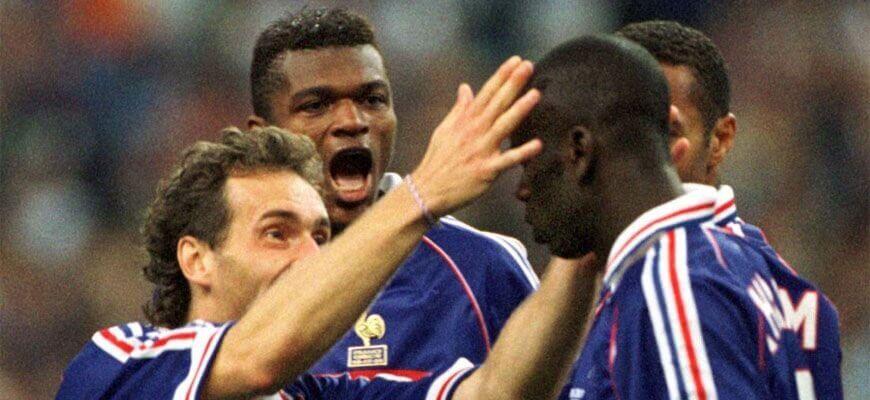 Лучшие защитники сборной Франции