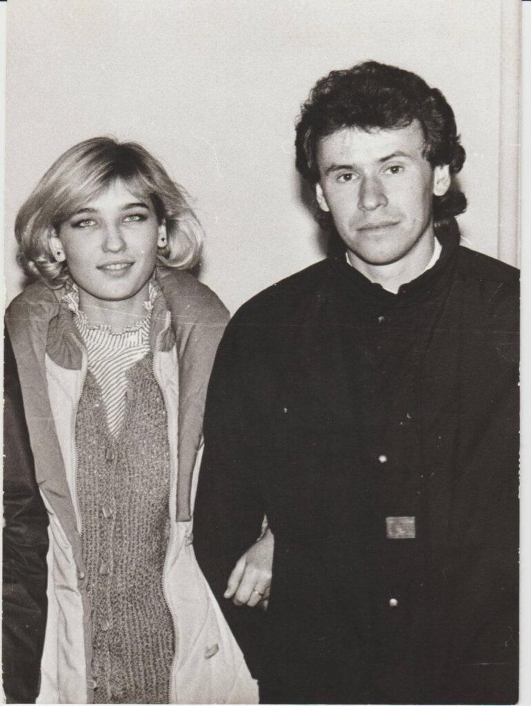 Ольга Родионова и Геннадий Литовченко