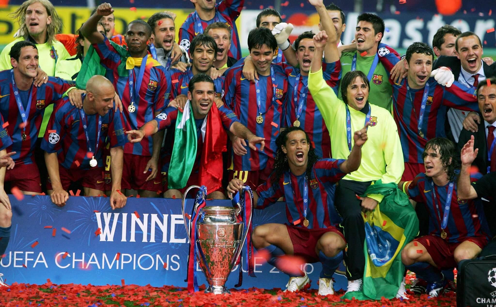 """Путь чемпионов: """"Барселона""""-2006"""