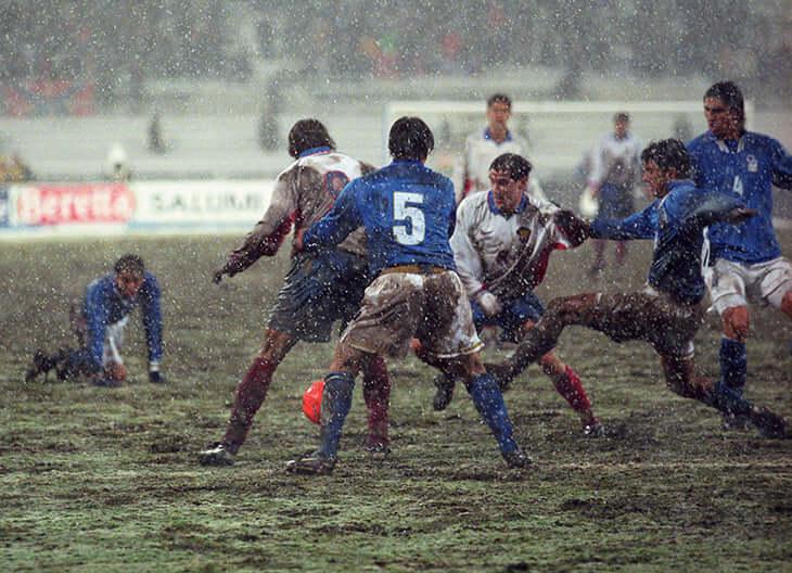 Россия- Италия: стыковой матч