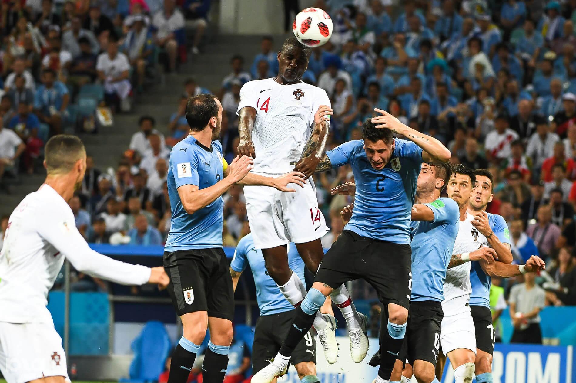 Уругвай - Португалия на ЧМ-2018