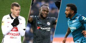 5 значимых трансферов клубов РПЛ лета 2020
