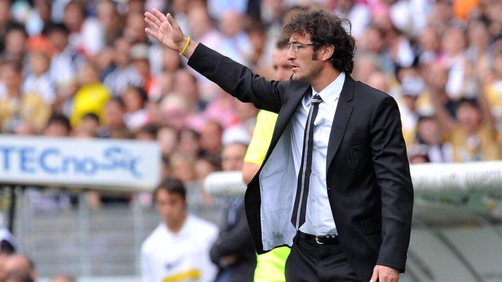 Чиро Феррара - тренер