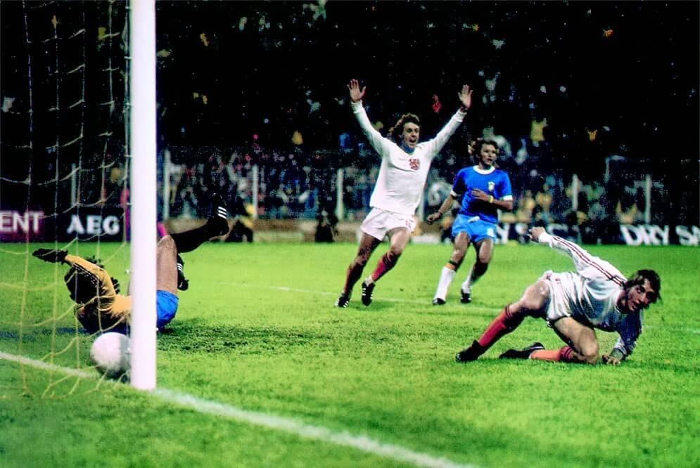 ЧМ-1974: Голландия - Бразилия