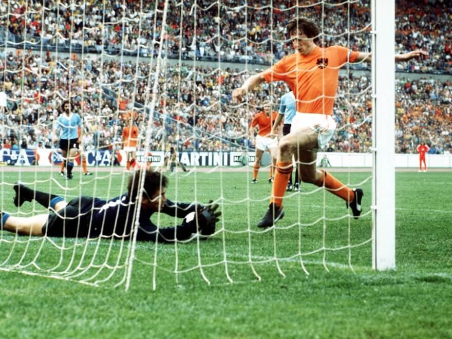 ЧМ-1974: Голландия - Уругвай