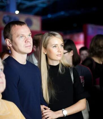Екатерина и Александр Анюковы