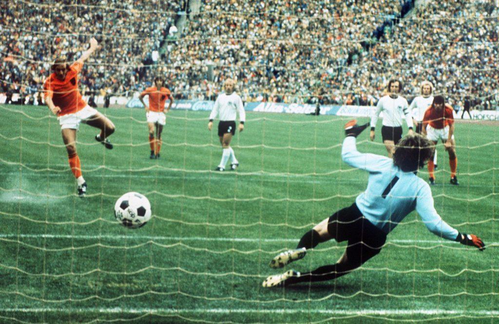 Финал ЧМ-1974: Голландия - ФРГ