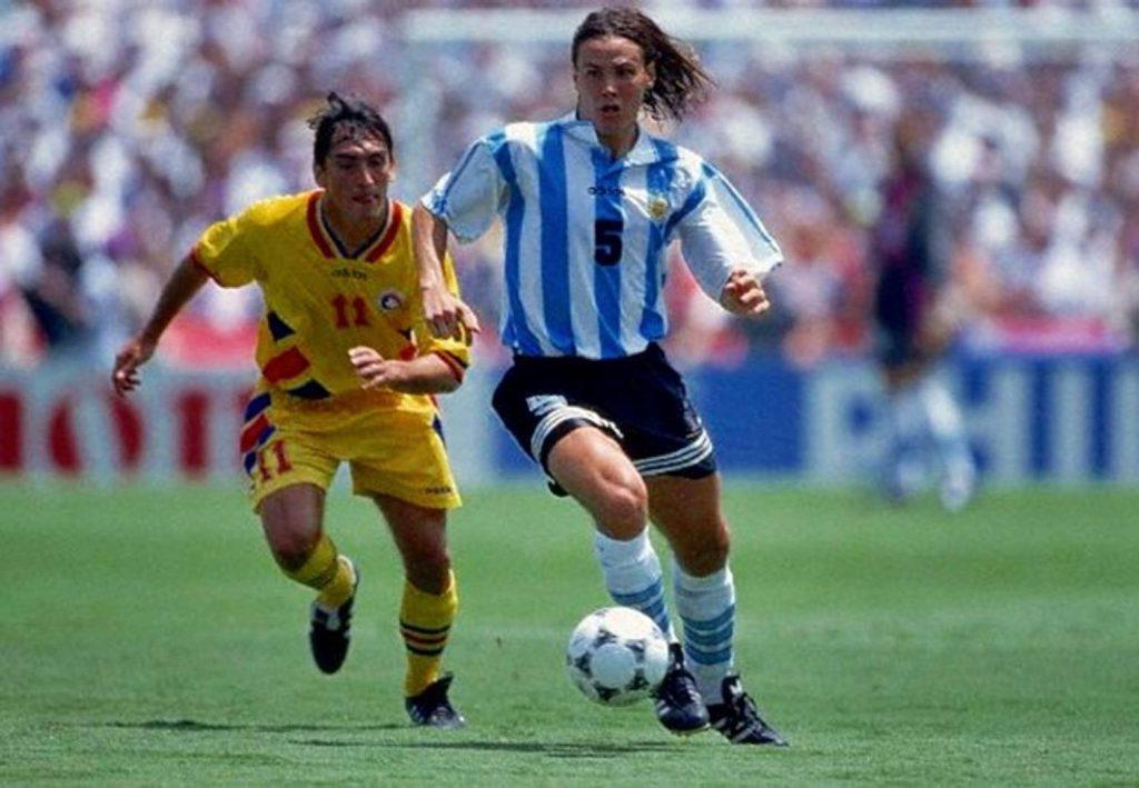 Футболист сборной Аргентины Фернандо Редондо