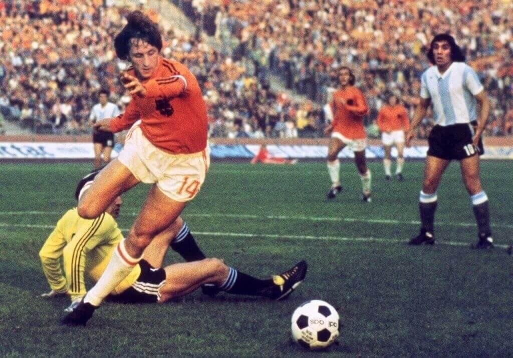 ЧМ-1974: Голландия - Аргентина