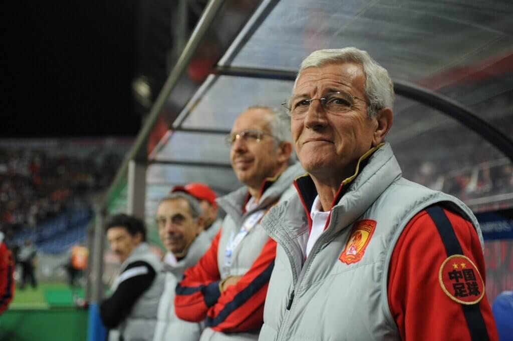 "Марчелло Липпи - тренер ""Гуанчжоу Эвергранд"""