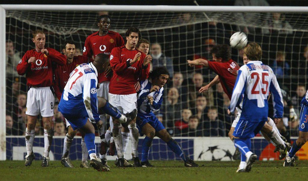 "Матч ""Манчестер Юнайтед"" - ""Порту"", 2004 год"