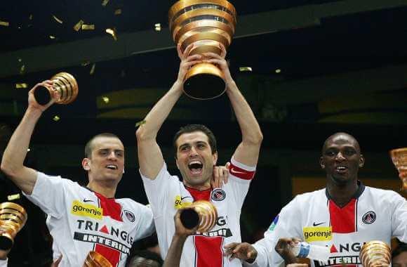 Обладатель Кубка Франции Педру Паулета