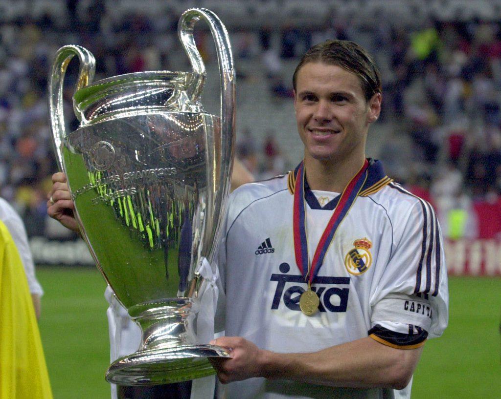 Победитель Лиги чемпионов Фернандо Редондо