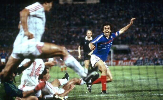 Евро-1984: Франция - Португалия