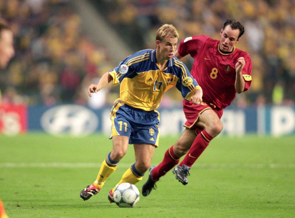Евро-2000: Бельгия - Швеция