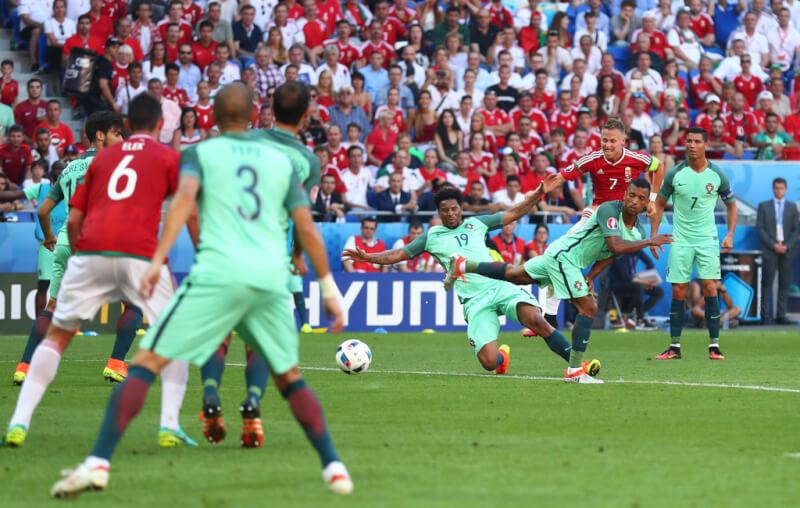 Евро-2016: Венгрия - Португалия