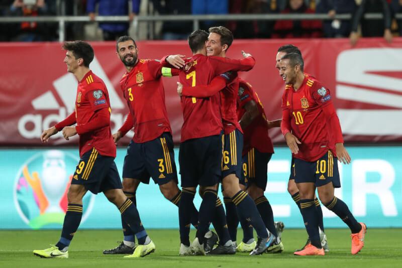 Евро-2020: сборная Испании