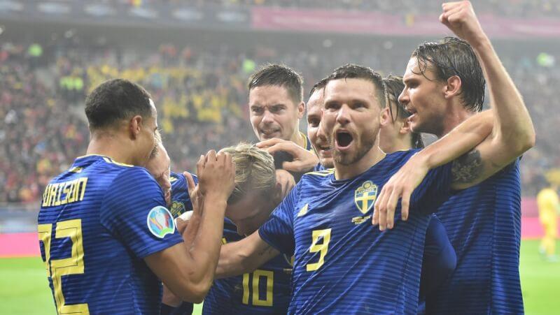 Евро-2020: сборная Швеции