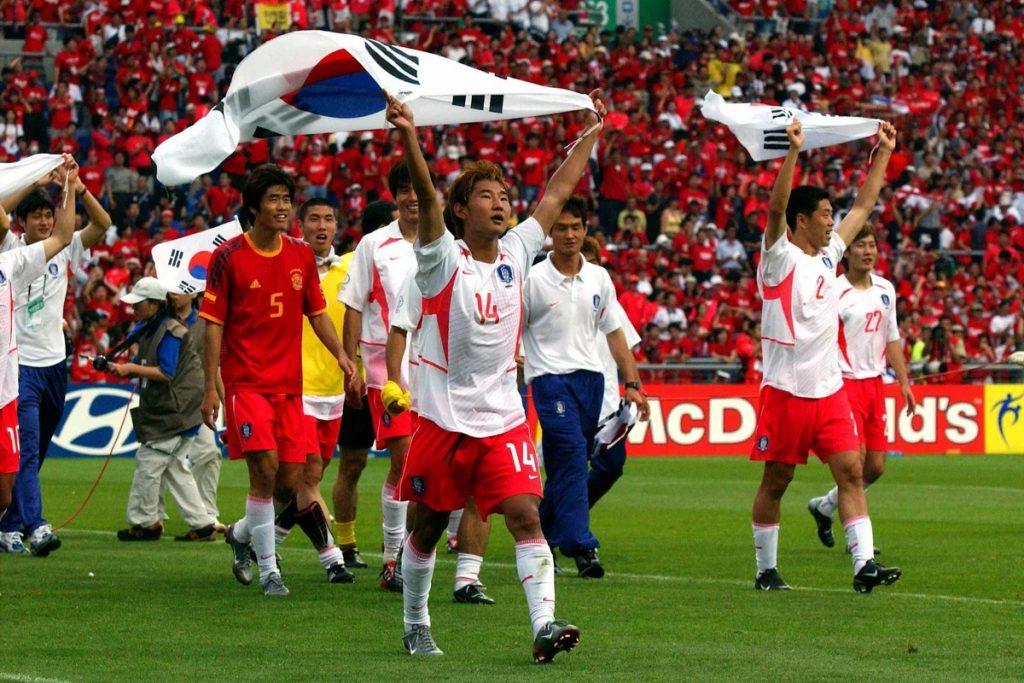 Победа Южной Кореи